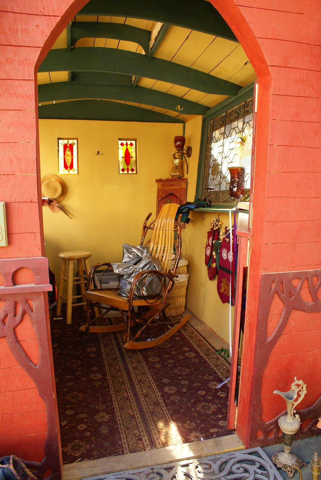 Daphne S Caravans Magical Retreats